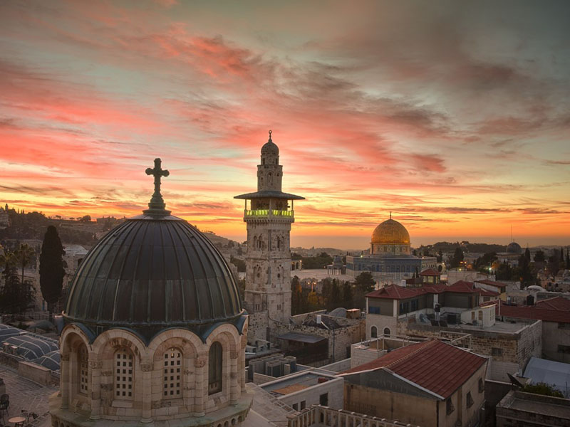 Pre-Christmas in Holy Land - Jordan Israel 7 Egypy