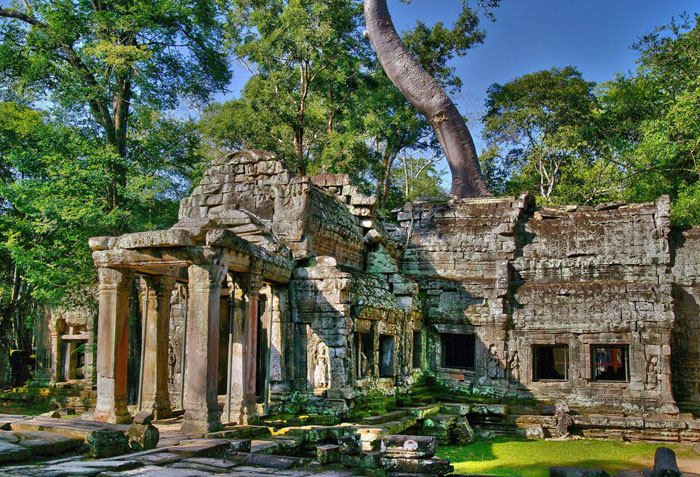 Taprohm Temple