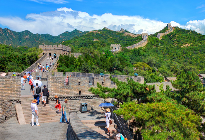 great wall of china tour package from Cebu philippines