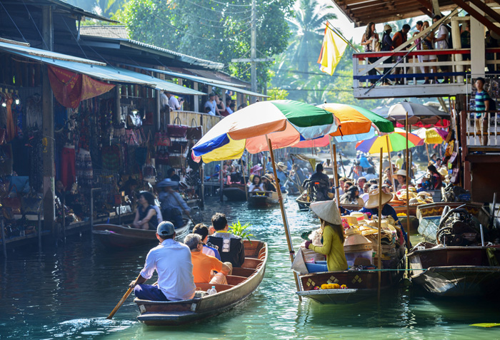 BANGKOK F&E 4D3N tour packages