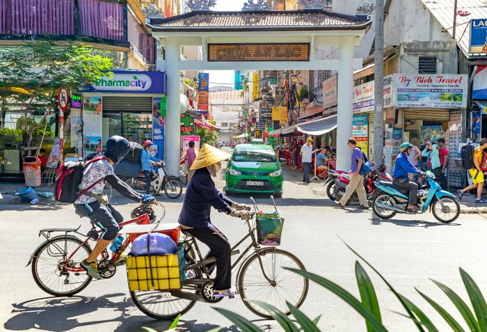 Ho Chi Minh F&E 3D2N