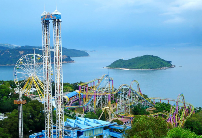 Ocean Park Hong Kong Tour package from cebu