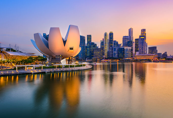 SINGAPORE WITH CITY TOUR 4D3N