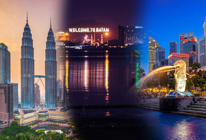 TRI – CITY (SINGAPORE, JOHOR, BATAM)