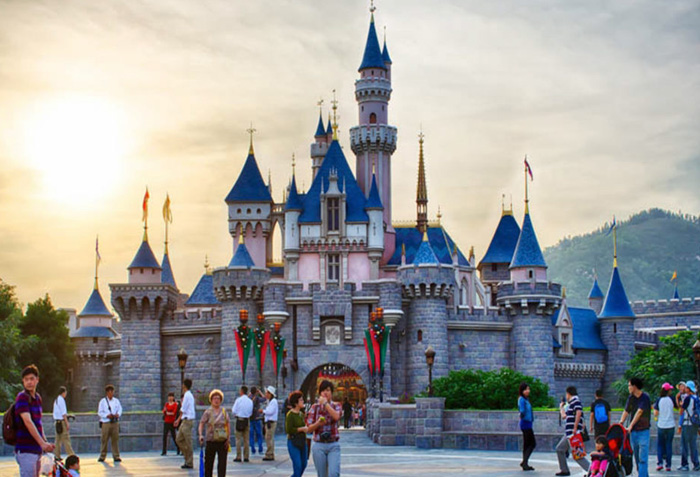 hong kong disneyland tour from cebu