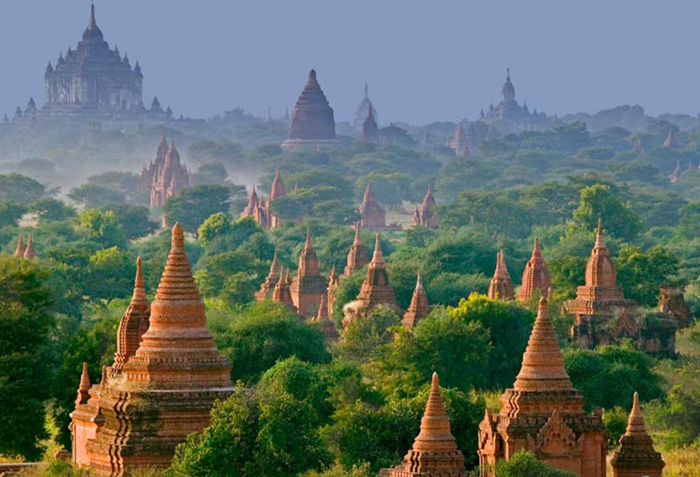 myanmar Bagan tour from philippines